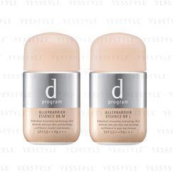 Shiseido - D Program Allerbarrier Essence BB SPF 50 PA+++ 30ml - 2 Types