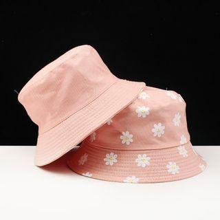 Sugazilla - Reversible Print Bucket Hat