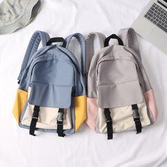 MUSA - 插色輕型背包