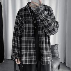 GRAYCIOUS - Plaid Shirt