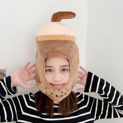 GULB - Bubble Tea Chenille Party Hat