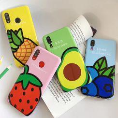 Sugar&Spice - Fruit Print Huawei Phone Case