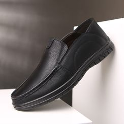 Junster  - Faux Leather Slip-Ons