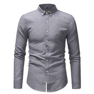 Sheck(シェック) - Pocketed Shirt