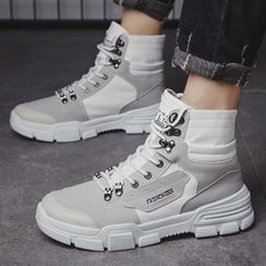 Signore - Platform High Top Sneakers