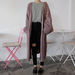 monroll - Open-Front Cardigan Coat