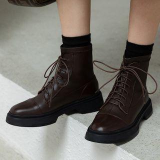 Gizmal Boots - 真皮短靴