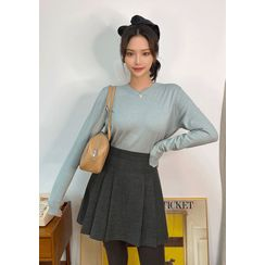 chuu - Daily Lightweight Sweater (9 Colors)
