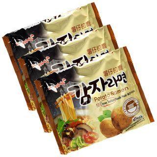 Samyang - Potato Ramen (3 packs)
