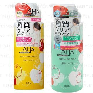 BCL - AHA Body Clear Soap 400ml - 2 Types