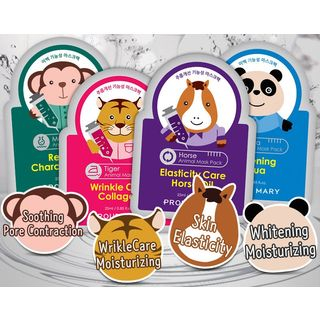 PROUD MARY - Animal Mask Pack 1pc (4 Types)