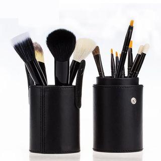 Beautrend - 十二件套: 化妝刷