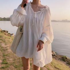 Serendipitous - Long-Sleeved Tunic