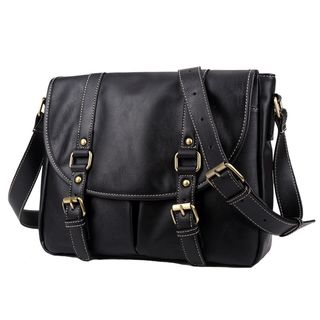 TESU - Faux Leather Satchel