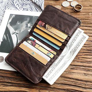 Wavecho - Genuine Leather Wallet