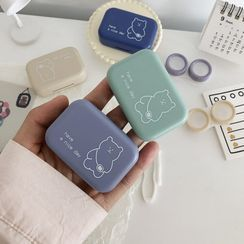 Chimi Chimi - Bear Contact Lens Case