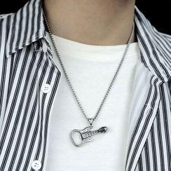 Andante - Guitar Necklace