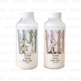 MOOMIN - Crystal Aroma Bath Salt 375g - 2 Types