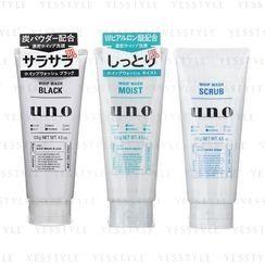 Shiseido - Uno Whip Wash 130g - 3 Types