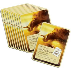 TONYMOLY - Pureness 100 Mask Sheet - Snail 10pcs