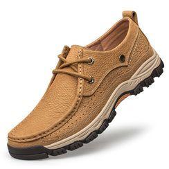 WeWolf - 真皮系带日常鞋