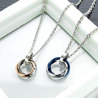 Tenri - Couple Matching Layered Necklace