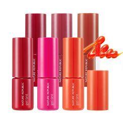 NATURE REPUBLIC - Pure Shine Lip Tint - 6 Colors
