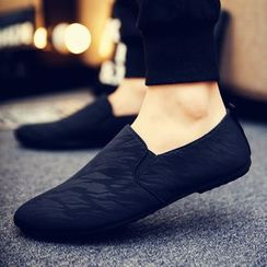 B-Z - Fabric Loafers