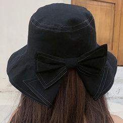 Ayame - 細條紋漁夫帽