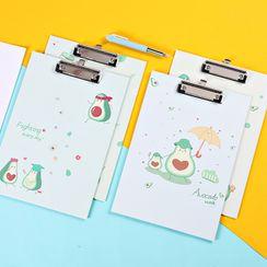 Dukson - Avocado Print A4 Clipboard