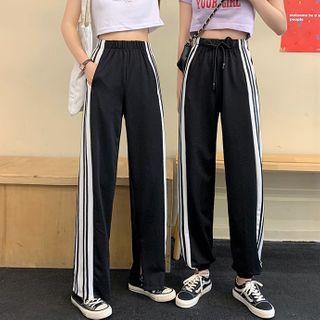 VEIST - Striped Sweatpants