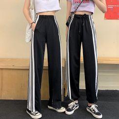 VEIST - 條紋運動褲