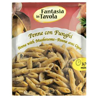 Grainee Foods - Fantasia Penne Pasta with Porcini Mushroom