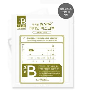 DAYCELL - Dr.VITA Vitamin Mask Pack B 1pc