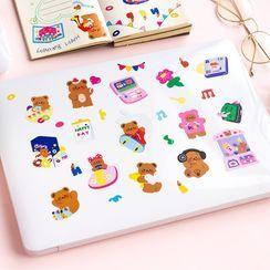 Aether - Candy Bear糖果熊裝飾貼
