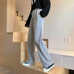 FUNJUAN - Straight-Fit Pants