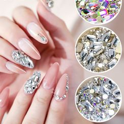 WGOMM - Rhinestone Nail Art Decoration