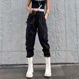 Giuliana - Cargo Harem Pants