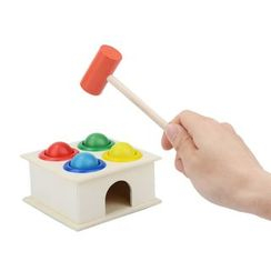Hello Mammy - Kids Wooden Pounding Ball Toy