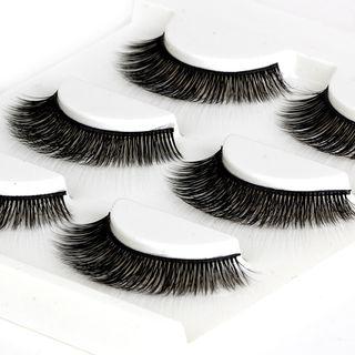 Marlliss - False Eyelashes (3D-02) (3 pairs)
