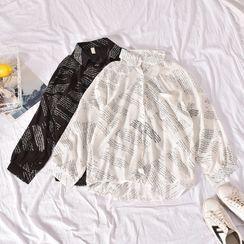 Dudu - 水鑽襯衫