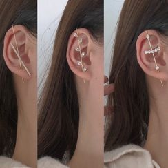 Studio Nana - Full Ear Bar Cuff