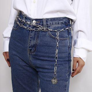 Seirios - Waist Chain with Pendant