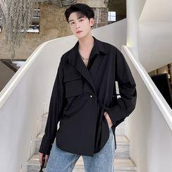 VEAZ - 長袖純色襯衫