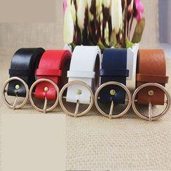 Rofuka - Faux Leather Belt