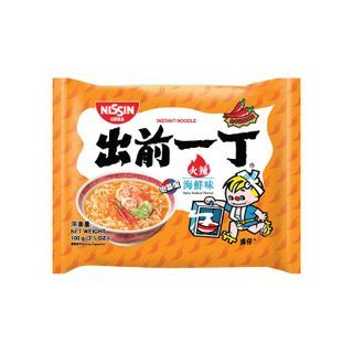 Nissin - Demae Iccho Spicy Series Spicy Seafood Flavour