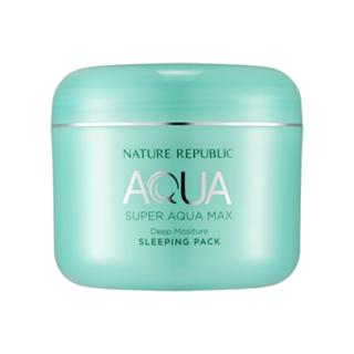NATURE REPUBLIC - Super Aqua Max Deep Moisture Sleeping Pack 100ml