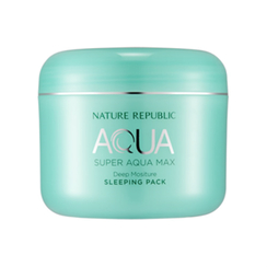 NATURE REPUBLIC - Super Aqua Max Hydratation profonde Sleeping pack 100ml