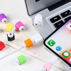 Jadette - Plastic Phone Charging Cable Protector