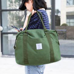 meiji blossom - Applique Travel Bag
